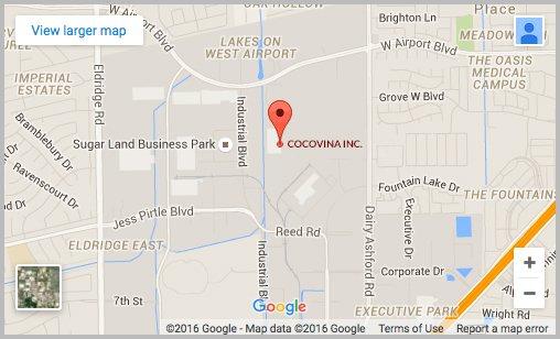 Cocovina google-map